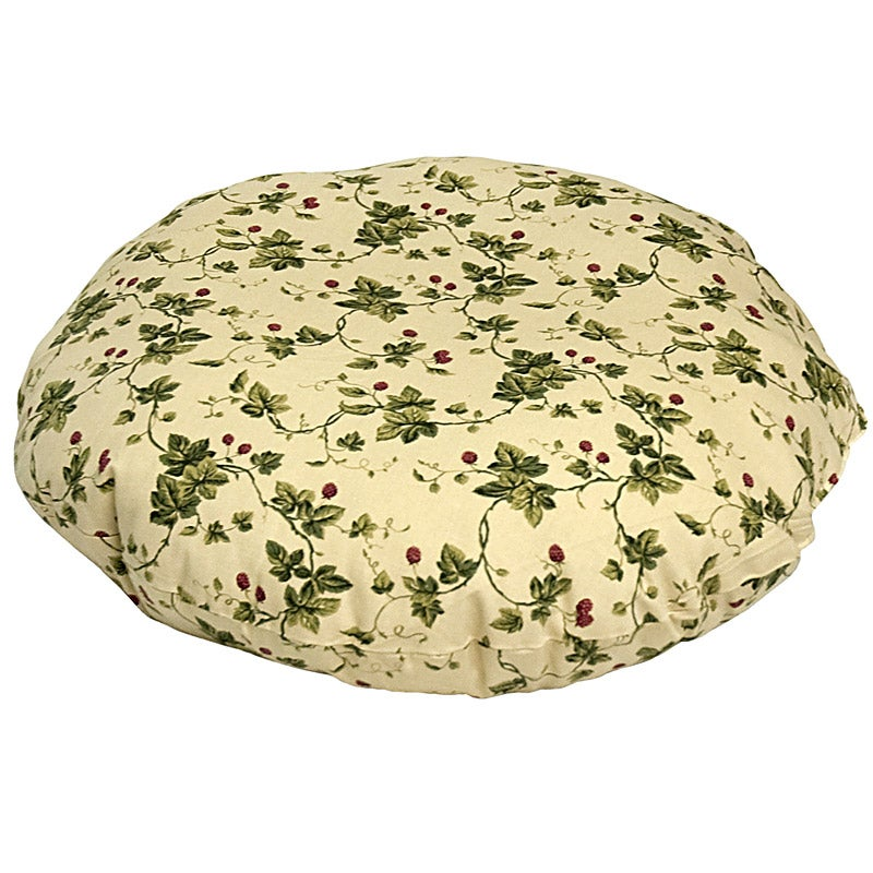 Stella Brooksberry Small 30-inch Round Dog Bed