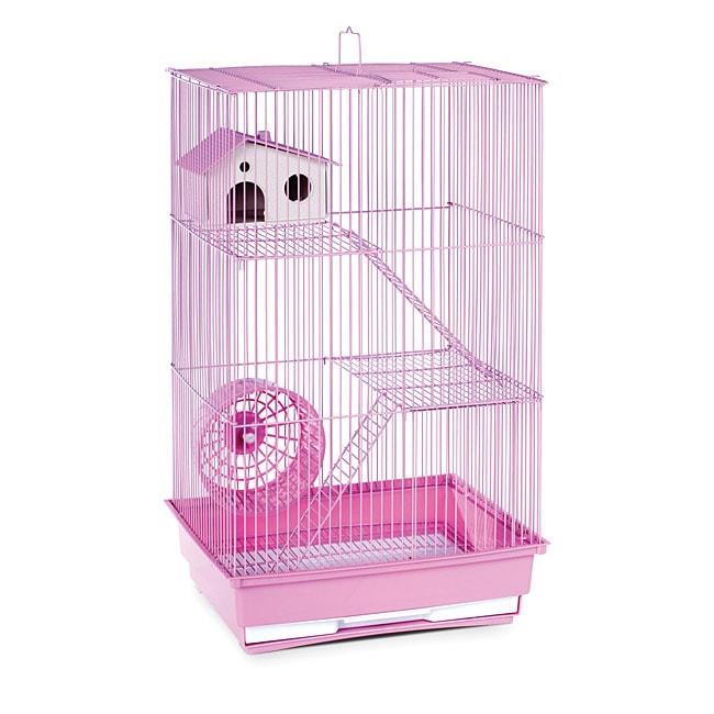 Prevue Pet Products Lilac SP2030L Three Story Hamster/ Ge...