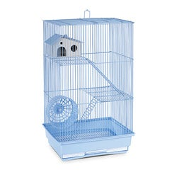 Prevue Pet Products Three Story Hamster/Gerbil Cage SP2030B