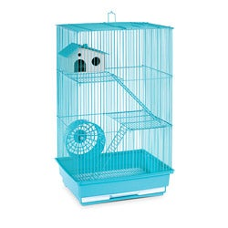 Prevue Pet Products Three Story Mint Green Hamster/Gerbil Cage SP2030G