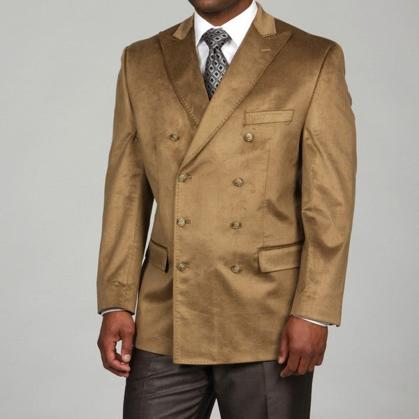 Sean John Men&39s Gold Sport Coat - Free Shipping On Orders Over $45