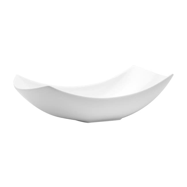 Red Vanilla Vanilla Fare U Boat Serving Bowls (Set of 2)