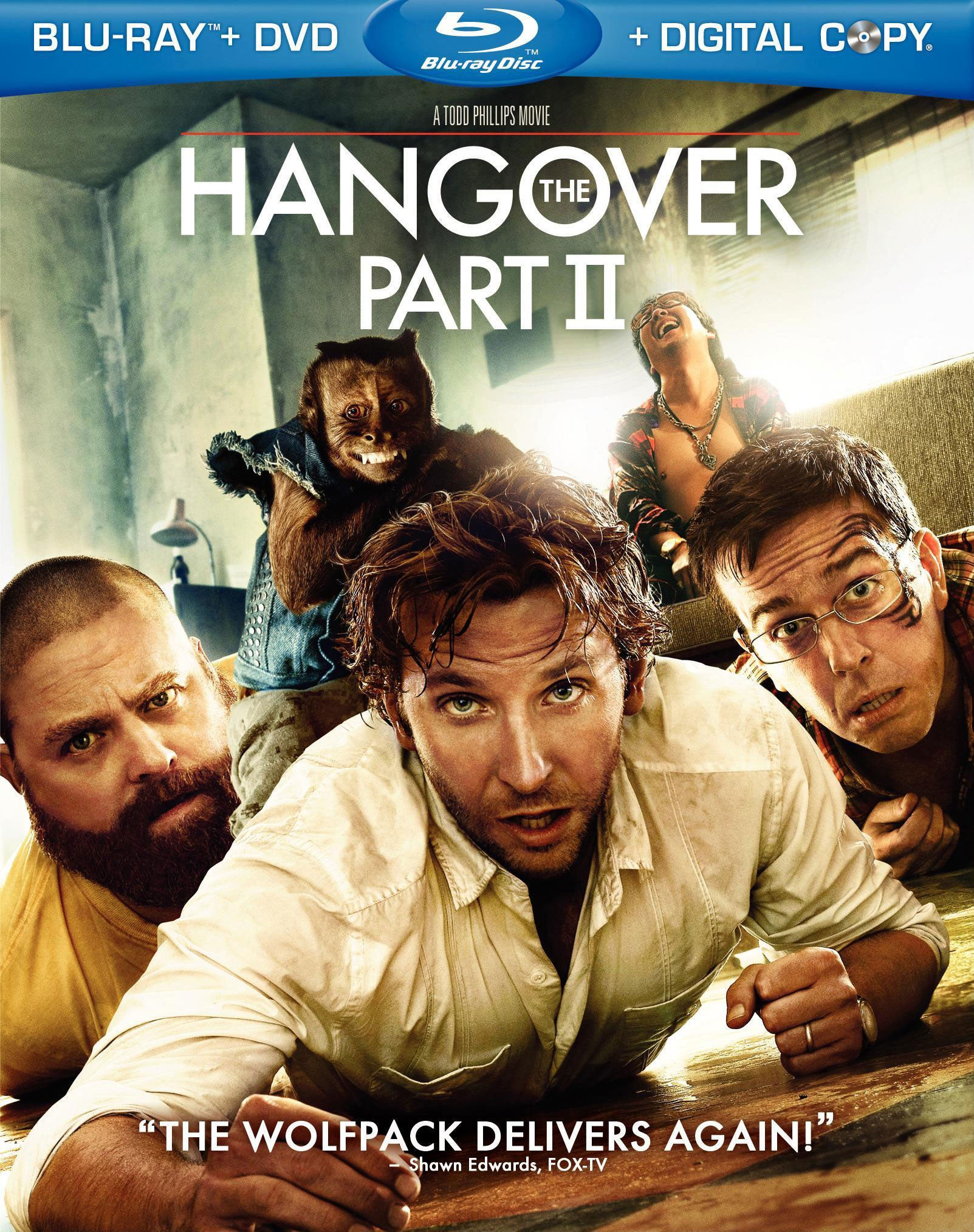 The Hangover Part II (Blu-ray/DVD)
