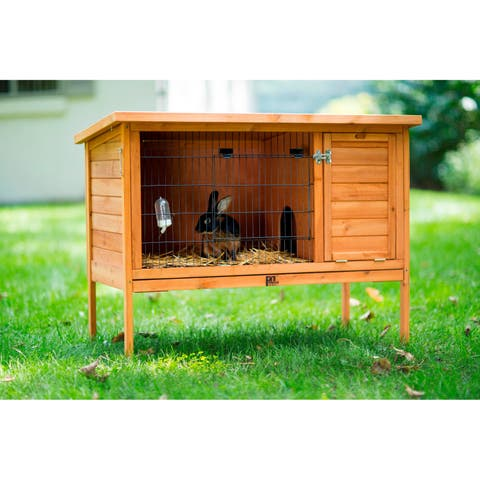 Prevue Pet Products 461 Large Rabbit Hutch