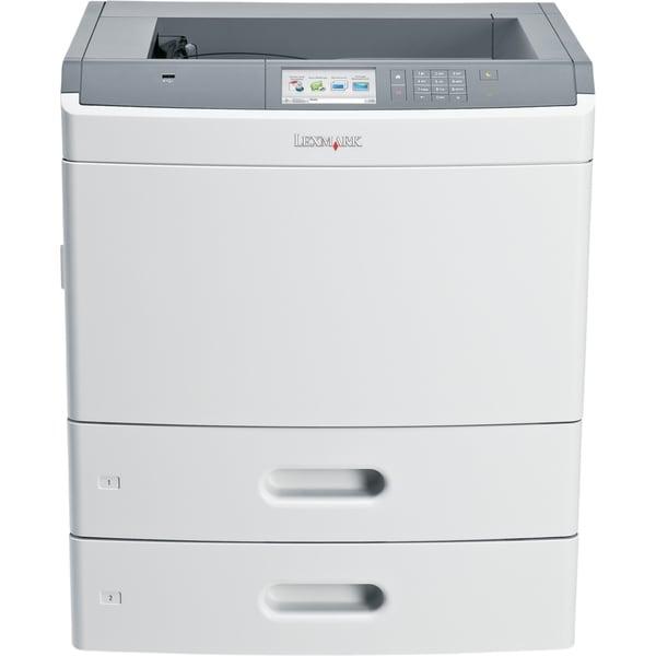 Lexmark C792DTE Laser Printer - Color - 2400 x 600 dpi Print - Plain