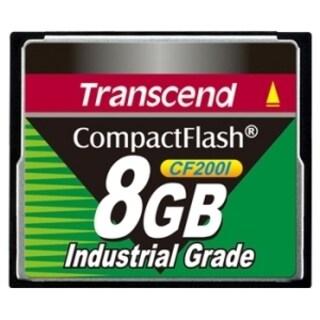 Transcend TS8GCF200I 8 GB CompactFlash
