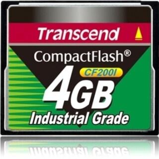 Transcend TS4GCF200I 4 GB CompactFlash