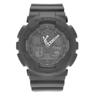 Casio Men's 'G-Shock' X-Large G Black Resin Watch