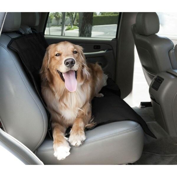 Majestic Universal Black Waterproof Backseat Hanging Cover