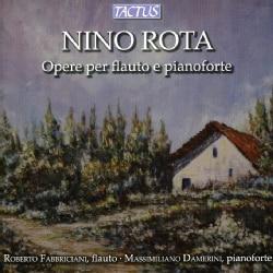 Nino Rota - Rota: Flute Works
