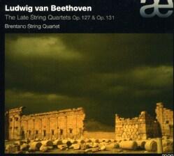 Brentano String Quartet - Beethoven: Late String Quartets Op. 127 & Op. 131