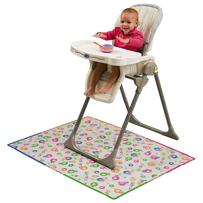 Mommy S Helper Splat Mat Plastic Floor Cover Free