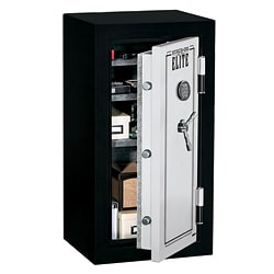 Stack-On Fire-resistant Junior Executive Safe with Electronic Lock