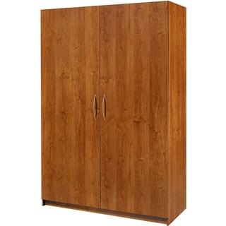 Talon Multipurpose 2-door Wide Storage Wardrobe Cabinet