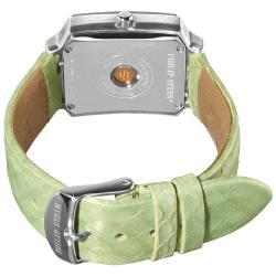 Philip Stein Women's 21TB-FB-SLMG Classic Green Strap Watch