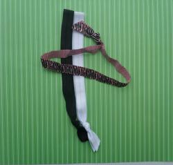 Hair-Tie Headbands (Set of 3) - Thumbnail 1