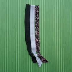 Hair-Tie Headbands (Set of 3)