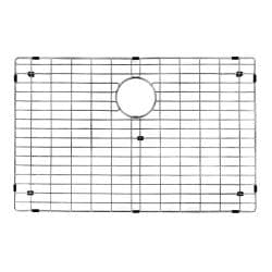 vigo kitchen sink bottom grid 27 in x 16 in - Kitchen Sink Grids