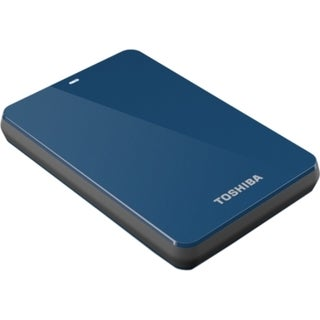 Toshiba Canvio HDTC610XL3B1 1 TB External Hard Drive