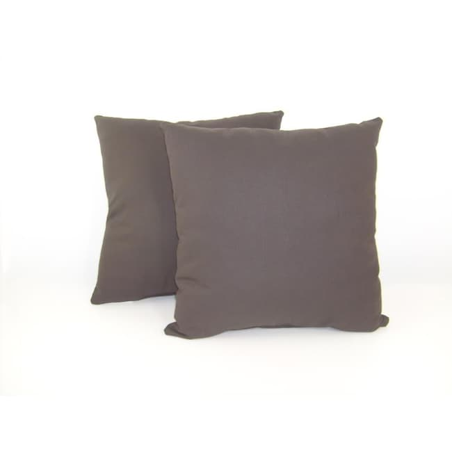 Kalua 18-inch Throw Pillows (Set of 2)