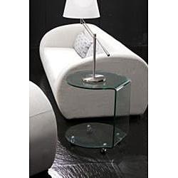 Kenora Bent Glass Side Table