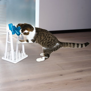 Link to TRIXIE Mad Scientist for Cats Similar Items in Cat Toys & Tunnels
