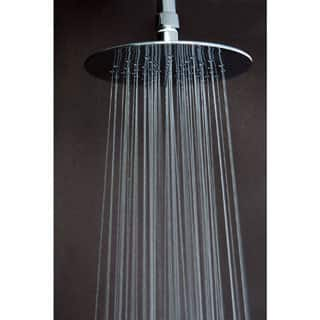 rain shower head with wand.  Shower Heads For Less Overstock com