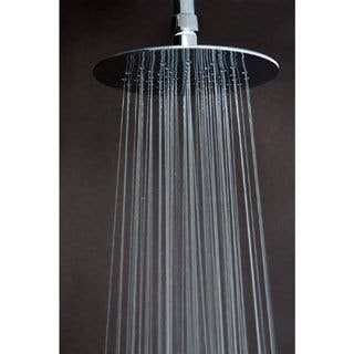 rain shower head with handheld spray. Watersense Rainfall Chrome Showerhead Shower Heads For Less  Overstock com