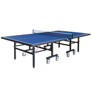 Hathaway Back Stop Table Tennis Table - Blue