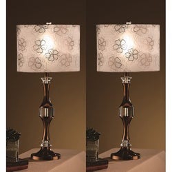 Betson 30-inch Table Lamps (Set of 2) - Thumbnail 0