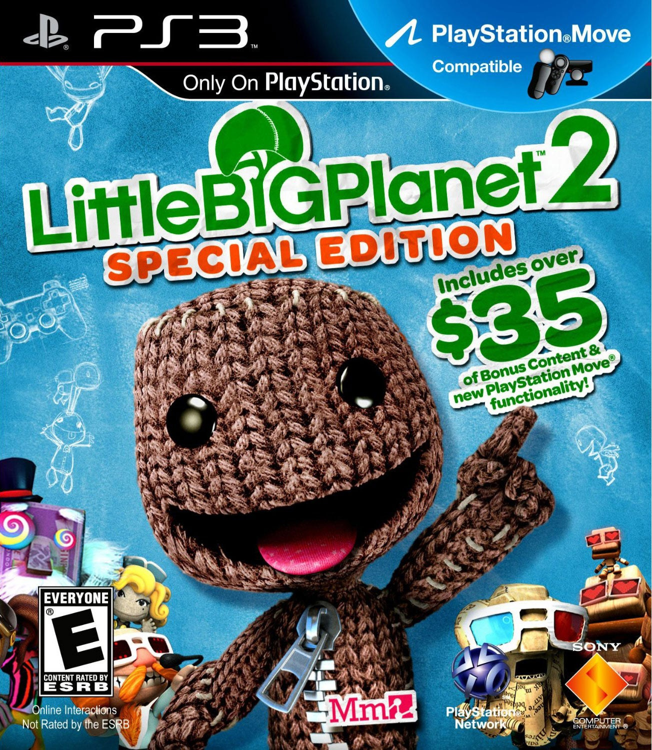PS3 - Little Big Planet 2: Special Edition