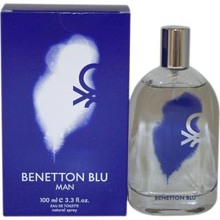 benetton blue perfume