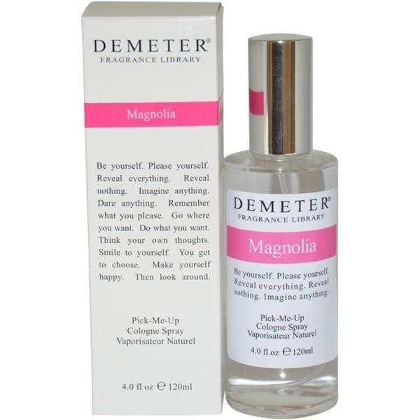 Demeter Magnolia Women's 4-ounce Cologne Spray