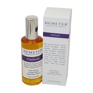 Demeter Patchouli Women s 4-ounce Cologne Spray