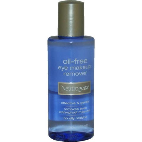 Neutrogena 5.5-ounce Oil-free Eye Makeup Remover
