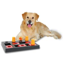 TRIXIE Chess Treat Dog Trainer Pet Toy