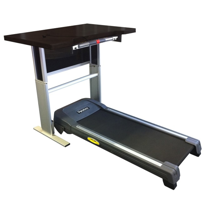 Signature 9000 Adjustable Treadmill Desk Free Shipping