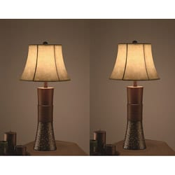 Metropool 30-inch Table Lamps (Set of 2)