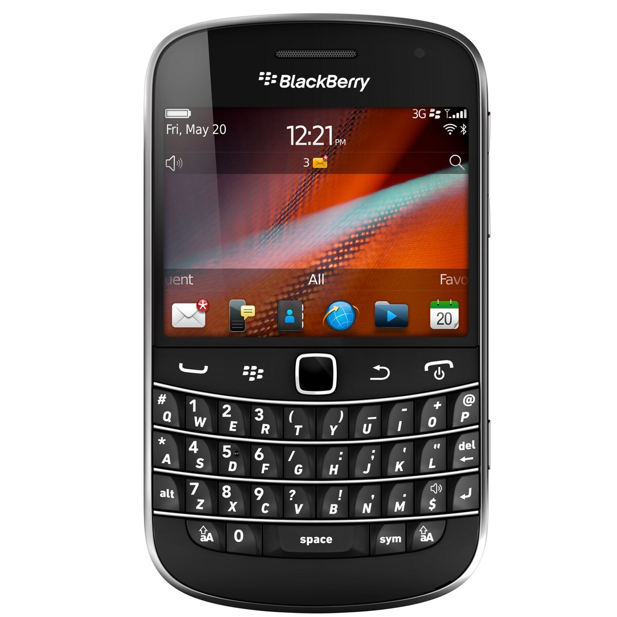 RIM BlackBerry Bold 9900 GSM Unlocked Cell Phone, Grey