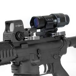 Sightmark 7X Tactical Slide-to-Side Magnifier - Thumbnail 1