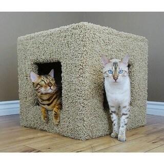 New Cat Condos Pet Hiding Cube