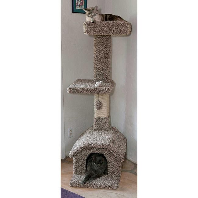 New Cat Condos 4.5 Foot Cat House
