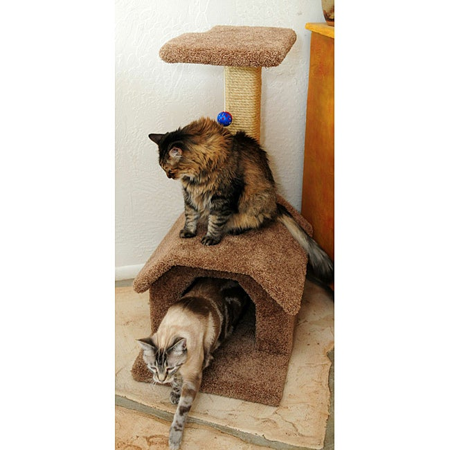 New Cat Condos 3 Foot Cat House