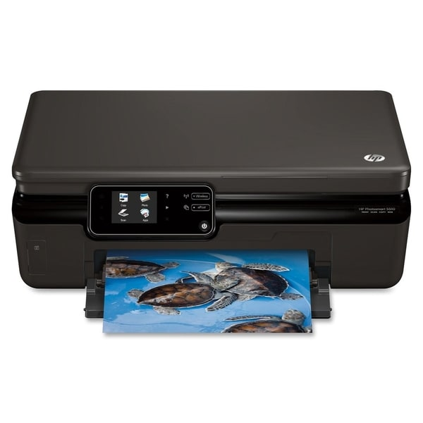 HP Photosmart 5510 B111A Inkjet Multifunction Printer ...
