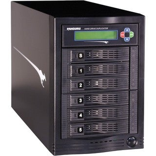 KanguruClone Hard Drive Duplicator 5HD-Tower