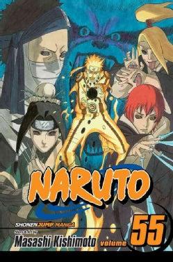Naruto 55 (Paperback)