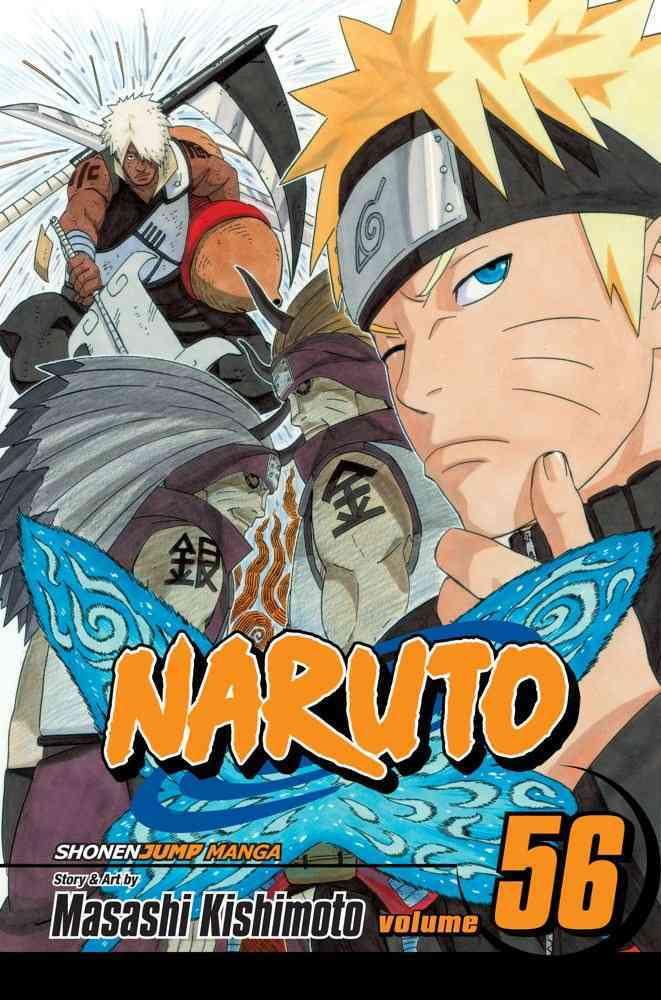 Naruto 56 (Paperback)