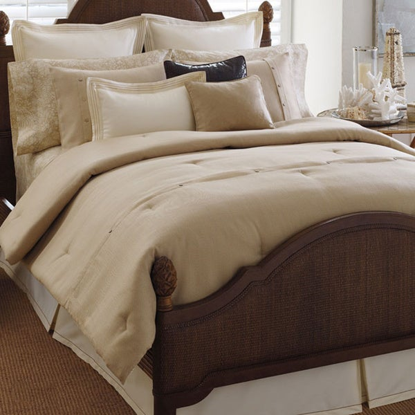 Shop Tommy Bahama Broadmoore King Size 3 Piece Duvet Cover