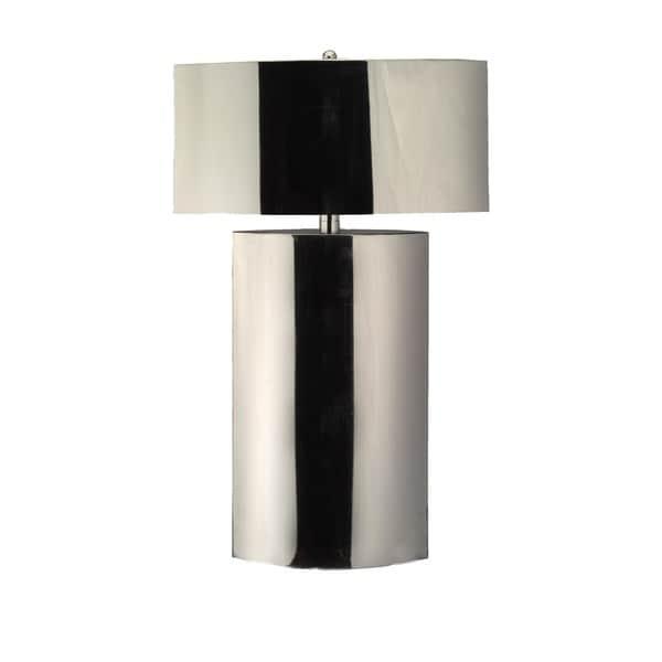 All Chrome Task Lamp