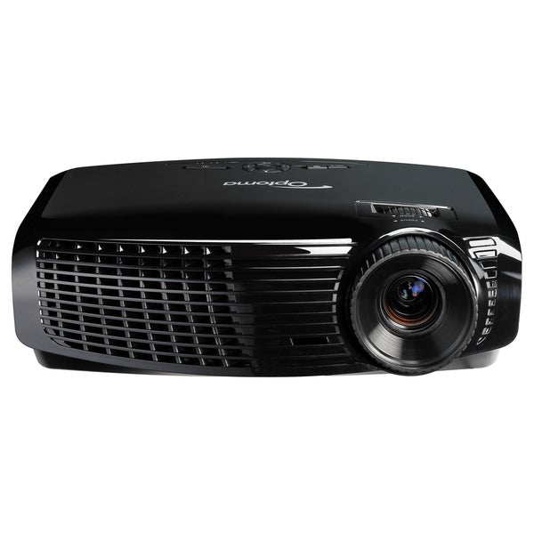 Optoma TX615-3D 3D Ready DLP Projector - 720p - HDTV - 4:3